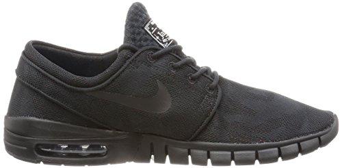 Nike Air Stefan Janoski Max Premium Sneaker Nouvelles Modèle 2016 noir Noir