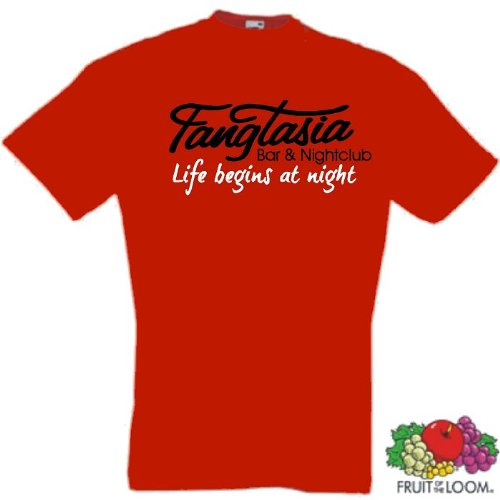 Fangtasia Bar T-Shirt True Blood Vampir -