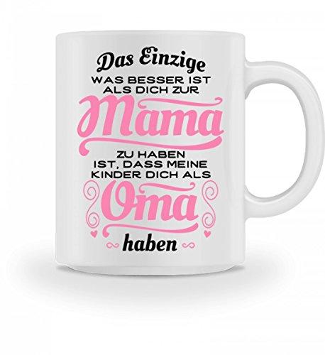 Tasse mit Namen Elena Motiv Dickes Einhorn