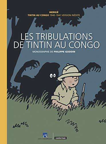 Les tribulations de Tintin au Congo par Hergé