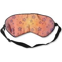 Sleep Eye Mask Heart Flowers Lightweight Soft Blindfold Adjustable Head Strap Eyeshade Travel Eyepatch E7 preisvergleich bei billige-tabletten.eu
