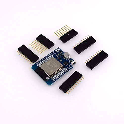 Dual-cpu-board (Noradtjcca Wireless WiFi 2-in-1-Dual-Core-CPU-Modul Mini KIT ESP32-Modul-Entwicklungsboard)