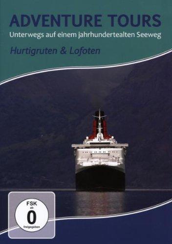 Preisvergleich Produktbild Adventure Tours - Hurtigruten & Lofoten