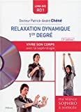 Relaxation dynamique 1er degré - Vivre son corps avec la sophrologie - Livre + DVD