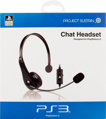 Cuffia Chat Ufficiale Sony Playstation