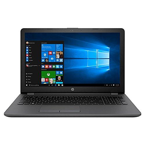 Preisvergleich Produktbild Notebook HP 250 I3 – 6006u G6 2hh09es – 2 GHz – 8 GB – 1TB 15.6 / 39.6 cm HD – DVD +-R / RW BT – Tec numerisch – HDMI – W10 – Schwarz