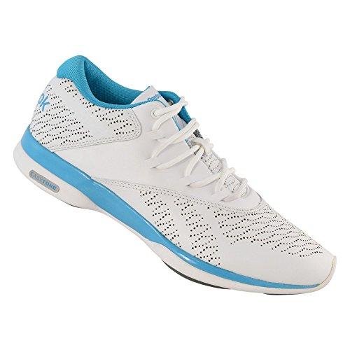 c2647ff1414 Reebok - EASYTONE TREND II - Color  Azul-Blanco - Size  38.5EU