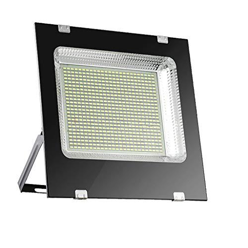 WKZ LED Flutlichtstrahler Flutlichter,Sicherheitslampe 6500K IP66 Wasserdichte Fabrik Hof Spielplatz Outdoor Worker Energieeinsparung (watt : 300W)