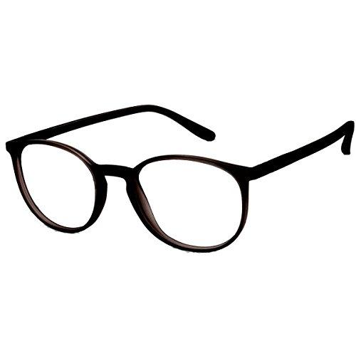 Silver Kartz Oval Unisex Sunglasses(Wy-165 Transparent)