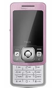 Sony Ericsson T303 Pink Sim-Free Mobile Phone - Pink