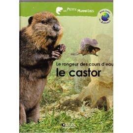 Le rongeur des cours d'eau, le castor (Atlas junior des animaux) [Relié] par Isabelle Gravillon