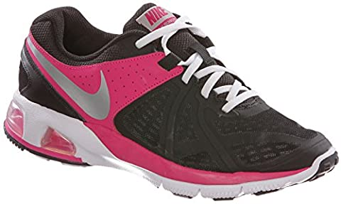 Nike Wmns Air Max Run Lite 5, Damen Laufschuhe, nero - Noir - Noir/Rose, 38 1/2