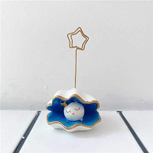 Yimi Raumdekoration Dekoration Notizblock Nachrichtenblock Creative Desktop Decoration