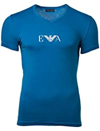 Emporio Armani T-Shirt Colored Basic Stretch Cotton