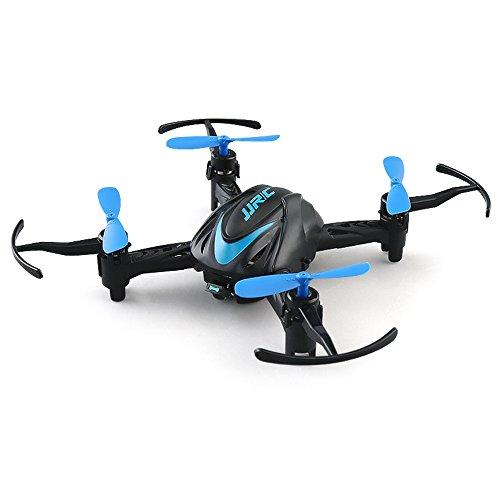 feiXIANG Drone con Telecamera Quadricottero Mini Quadcopter per Bambini Professionale Selfie Parrot Droni - modalità Senza Testa Una Chiave Ritorno Hover GPS Telecomando JJRC H48 6 Axis 2.4G RC Micro