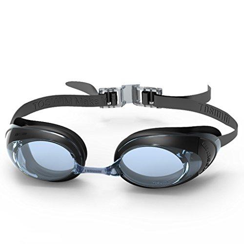 MEI XU Schwimmbrille Schwimmbrille Männlichen Und Weiblichen Models Erwachsene Professionelle Ausbildung Brille Anti-Uv Anti-Fog Wasserdichte HD Schwimmen Ausrüstung