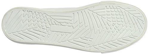 Tamaris 23602, Scarpe da Ginnastica Basse Donna Bianco (WHITE 100)