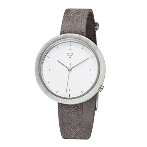 Kerbholz Unisex-Armbanduhr