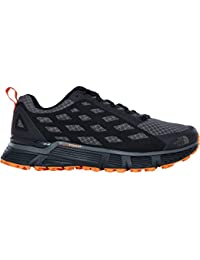 The North Face Zapatillas de running Endurus™ TR para hombre, Color: DKGLLGY/EXBRCOR, Talla: 48 EU (14 US / 13 UK)