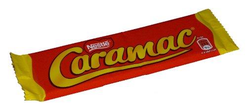Caramac x10 Bars…