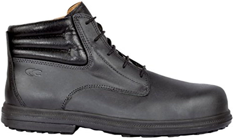 Cofra Torbay S3 SRC – zapatos de seguridad talla 42 NEGRO