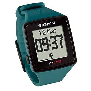 Sigma Sport Pulsuhr iD.Life, Activity Tracker, Handgelenk-Pulsmessung
