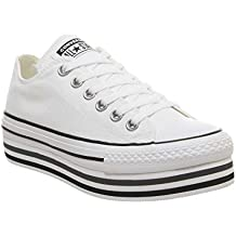 huge selection of 31f03 8d0e0 Converse Donna Sneakers Chuck Taylor all Star Platform Layer Ox