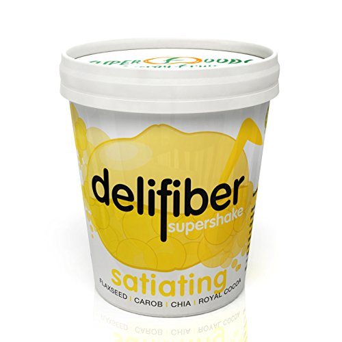 Energy Feelings Delifiber Ecológico, Tarrina -  250 gr