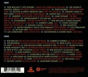 Bob Sinclar Mixed: Pure Pacha