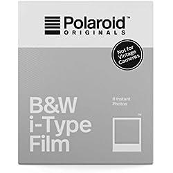 Polaroid Originals - 4669 - Film noir et blanc pour Appareil i-Type