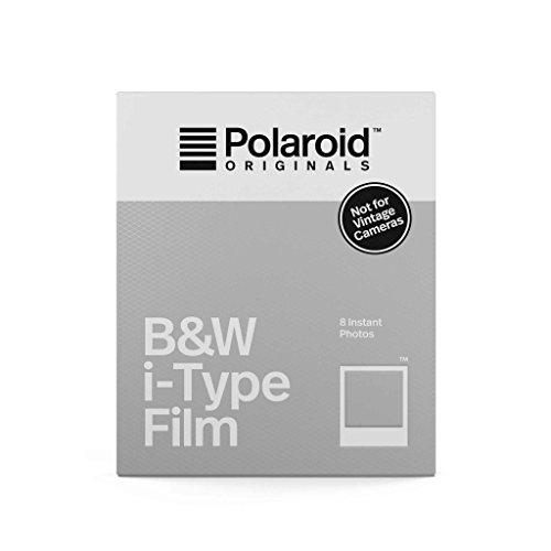 Polaroid Originals - 4669 - Sofortbildfilm Schwarz und Weiß fûr i-Type Kamera