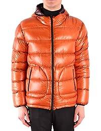 Herno EZBC034023 Hombre Naranja Poliamida Plumífero