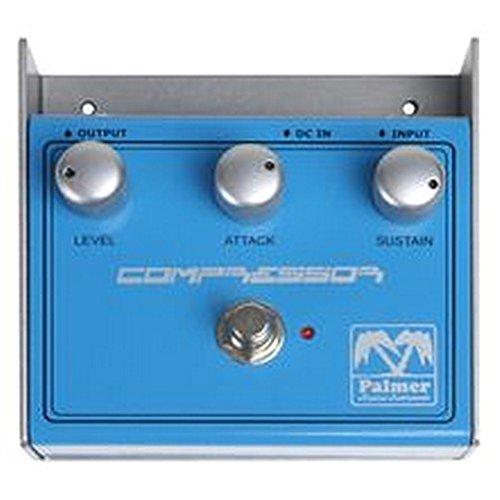 Kompressor-einheit (Effektpedal Kompressor Audio visuelle Effekte Einheiten, Effektpedal, Kompressor, externe Tiefe: 140mm, externe Länge/Höhe: 60mm, Breite: 120mm, Versorgungsspannung: 9VDC)
