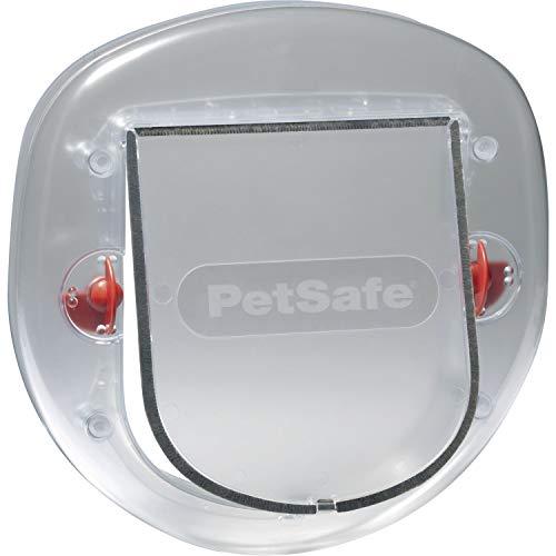 Artikelbild: PetSafe Staywell Katzenklappe blickdicht, 4 Verschlussoptionen, Teleskoprahmen, mit Tunnel, robust, große Katzen und kleine Hunde
