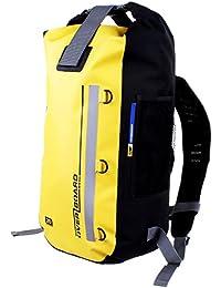 Overboard-Mochila de estilo clásico, color amarillo, tamaño large, volumen liters 45.0