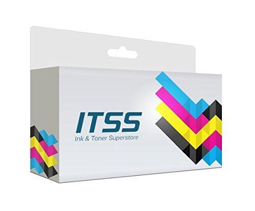 Tinte und Toner Superstore Tintenpatrone Ersatz Epson 3471/2/3/4XL (Golf)–Epson WorkForce Pro wf-3720dwf/3725dwf (Golf 3/4)