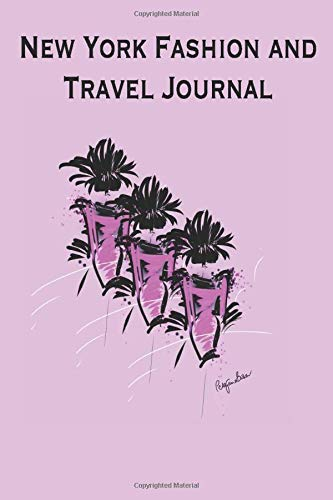 New York Fashion and Travel Journal: This little notebook is the perfect accessory to accompany you in around this fabulous city. The inner pages are ... for plenty of room for sketching and writing.