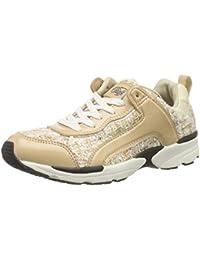 Buffalo Damen 100-14 Mesh Patent Pu Sneakers