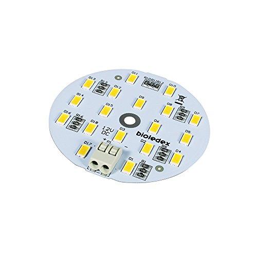 BIOLEDEX LED Modul Ø60mm 12VDC 9W 900Lm 5000K Led-platine