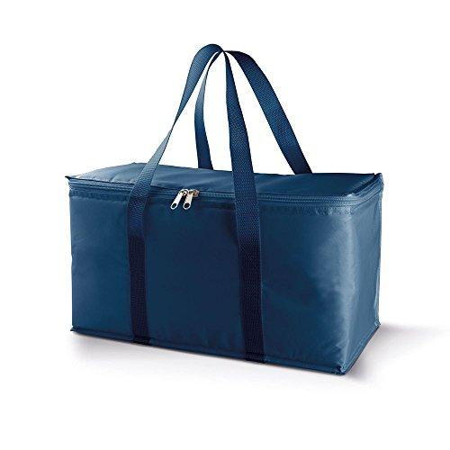 Kimood grand sac isotherme idéal pour pique-nique achat & ki0306, Gris - Gris clair, 39 x 22 x 19 cm