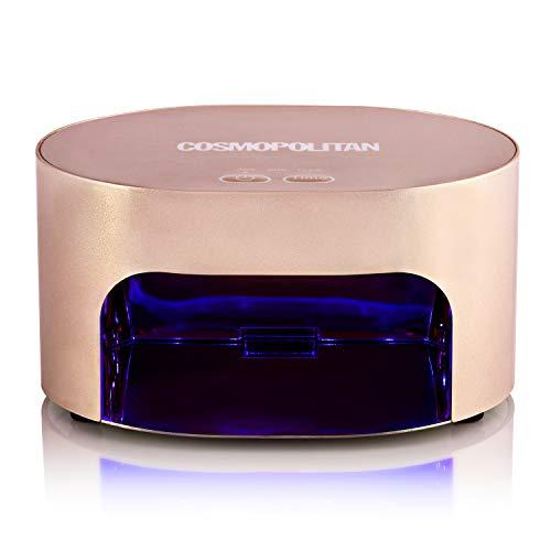 Cosmopolitan Lámpara Uñas LED 8 W | Secadora Esmalte