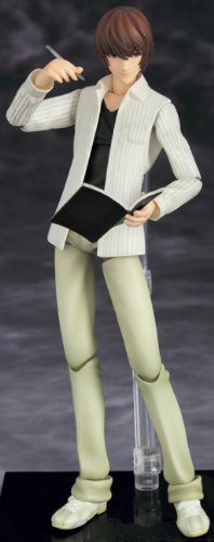 Griffon Death Note: Yagami Light Figutto Action Figure (japan import) 3