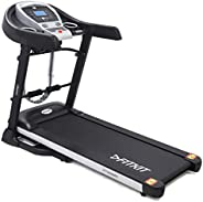 Fitkit FT200 Series 2.25HP (4.5HP Peak) Motorized Treadmill With Free Diet & Fitness