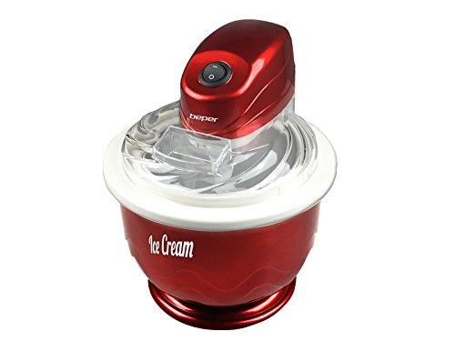 Beper BG.010Y - Máquina para hacer helados, 7 W