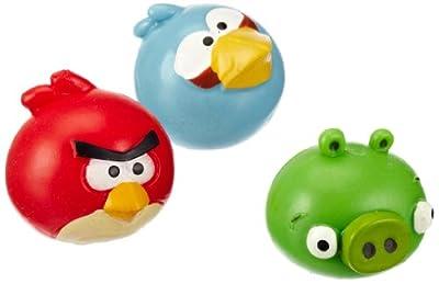 IMC TOYS 542051 - Angry Birds Masems Pack 3 Muñecos de IMC Toys
