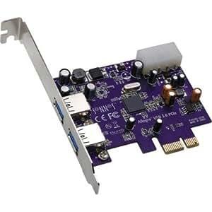 Sonnet Allegro Carte PCI Express 2.0 pour Mac/Windows 2 ports USB 3.0 (Import Royaume Uni)