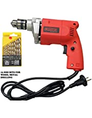 Cheston 10mm Powerful Drill Machine for Wall Metal Wood Dri