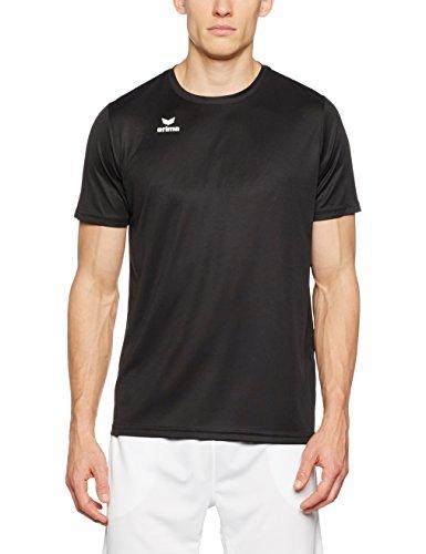 Erima Funktions Teamsport T-Shirt, Herren Funktions Teamsport T-Shirt, Schwarz (Noir), XXXL