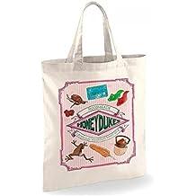 I-D-C Harry Potter Tote Bag Honeydukes Borse