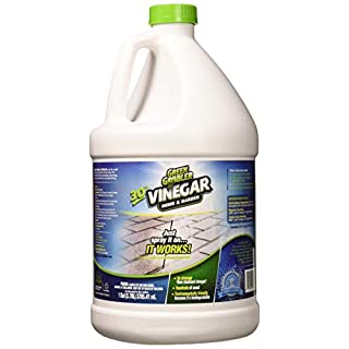 Green Gobbler 30% All Purpose Eco Friendly Cleaning Vinegar - Natural Home & Garden Vinegar Concentrate - 3.78L